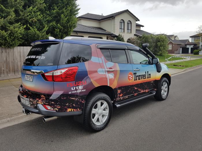 <Vehicle Signage Melbourne